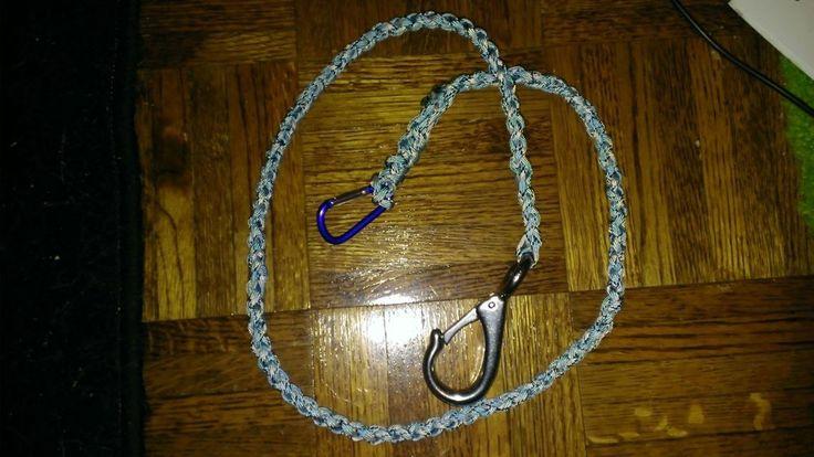 Paracord Braided Dog Leash - All