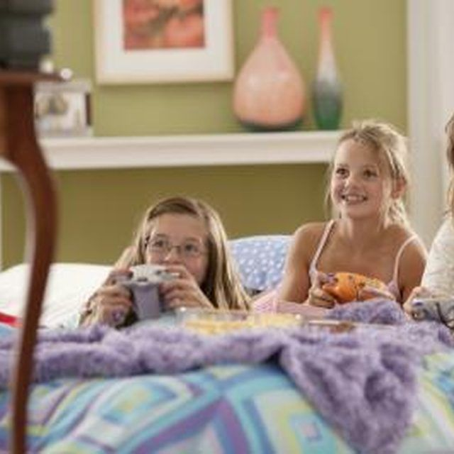 Slumber Party Games For 11-Year-Olds