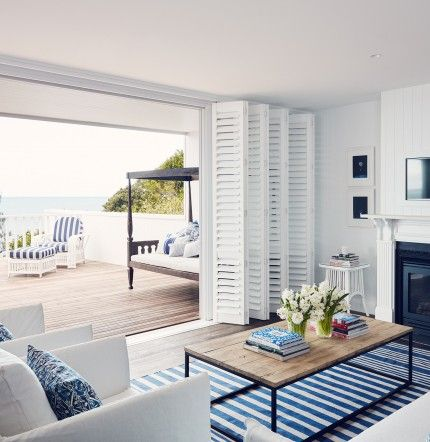 Penthouses Designed by Collette Dinnigan: Gallerie B Every image is like a cool drink of water...