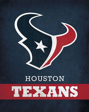 NFL - Houston Texans Logo $24.99 Exhibit your devotion for the Houston Texans…