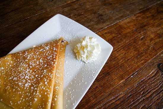 What better way to mark your entry into the nearby French Quarter than with a stomach full of fresh crepes? Merchant's adorable diner-style counter is simply the cutest place to get your adventures started with a sweet or savory plate of these particular pancakes.