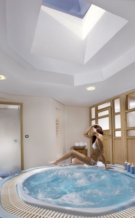 Jacuzzi for high quality relaxation!