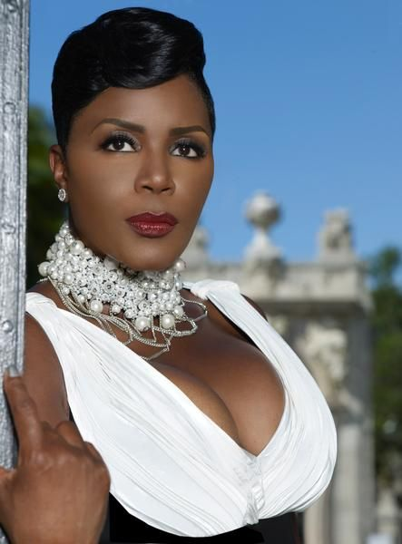 Sommore | Comedian, Actress and sister of Actress Nia Long ...