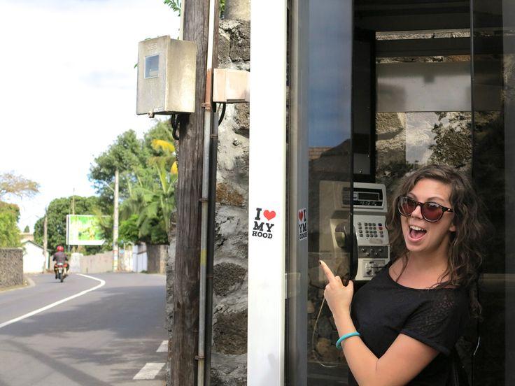 Leaving our mark in Mauritius ♥♥♥ Madame Zingara