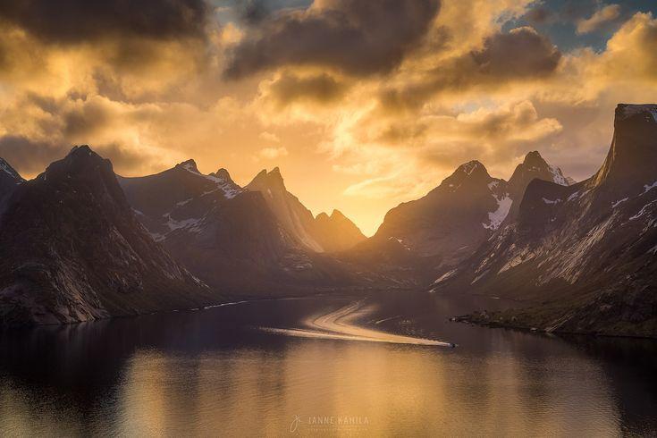 The Farthest of the Fjords, Kjerkfjorden, Norway