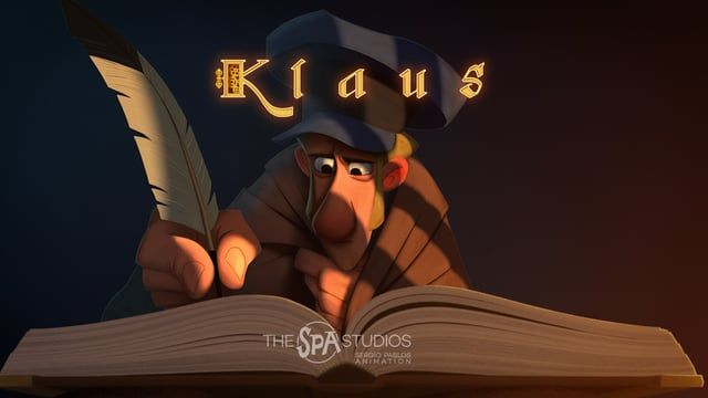 """Klaus is hiring!, click the link to know more -> http://bit.ly/1RX4UoB    Have a look at the teaser of """"Klaus"""", our latest animated Feature Film project currently in financing stage.    Visit www.thespastudios.com to know our studio and the projects we have created or worked on: """"Despicable Me"""", """"Rio"""", """"Foosballl"""", """"Tarzan"""", """"Treasure Planet""""… as well as some of the new developments: """"Klaus"""", """"Ex-Tinct""""…    Follow us in Facebook, Linkedin, Twitter or Vimeo to be informed on our latest…"""
