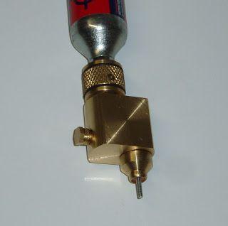 Another Airgun Blog: Crosman 22XX 88g AirSource Adapter--Part 2