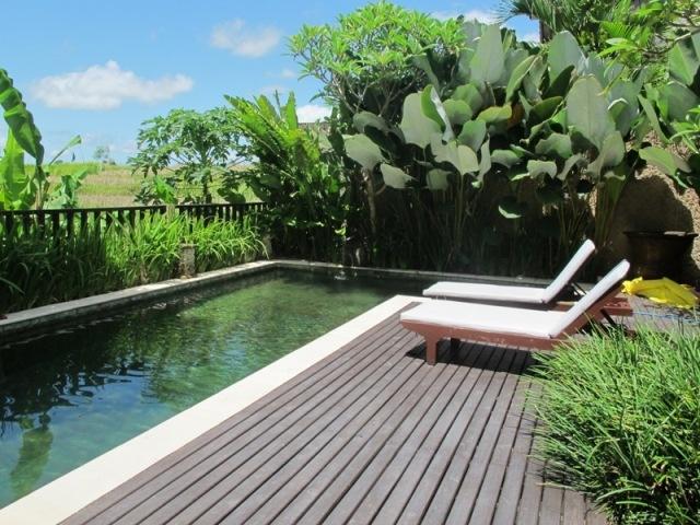Villa for Sale ,Ubud-Bali , 3 complex villas & 3 pools, # Asking Price $750,000.