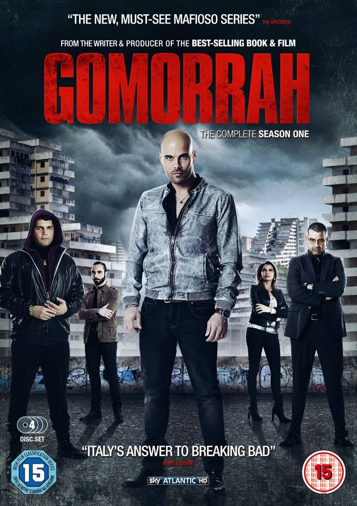 Gomorrah ✔