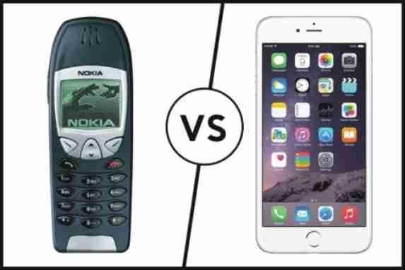 Mau tahu pertarungan sengit HP jaduv VS smartphone..?