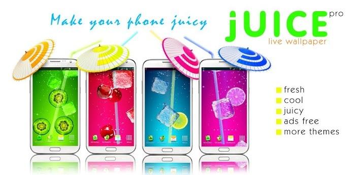 Juice PRO live wallpaper v2.4 - http://mobilephoneadvise.com/juice-pro-live-wallpaper-v2-4