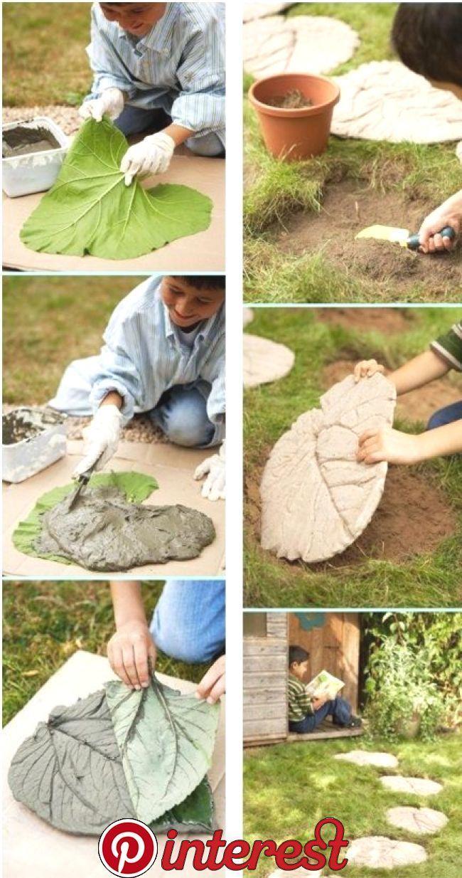 Springboard For Leaves Amenagement Jardin Decor De Jardin Diy