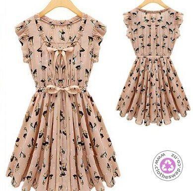 Clotheswap - New Dress!