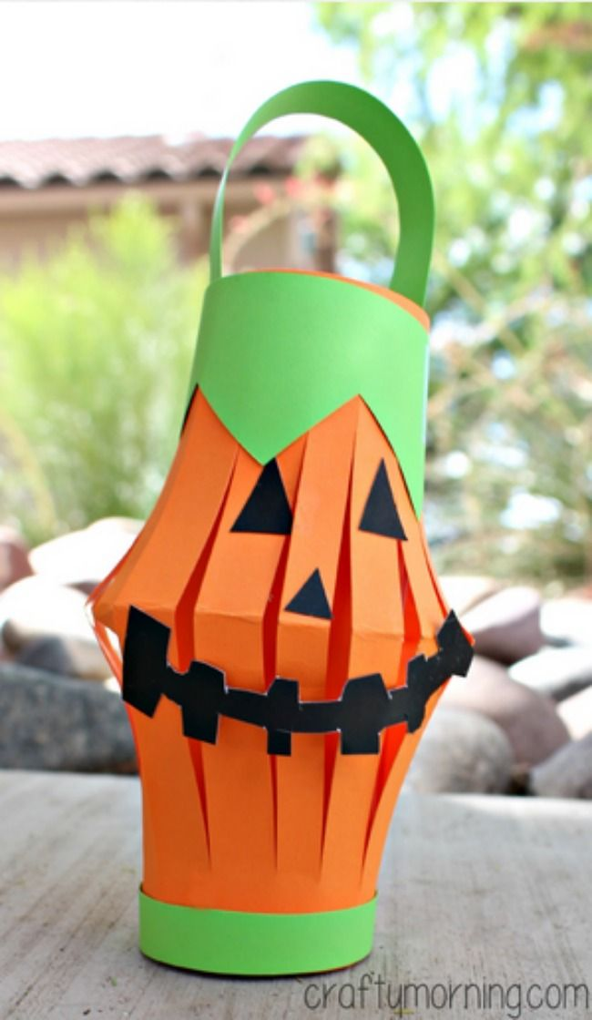 the 11 best pumpkin kids crafts - Halloween Arts And Crafts For Kids Pinterest
