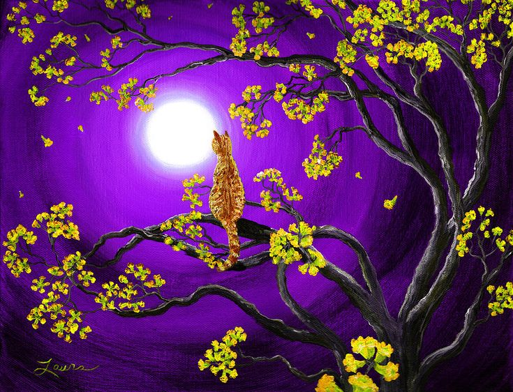 Landscape Digital Art - Orange Tabby Cat In Golden Flowers by Laura Iverson