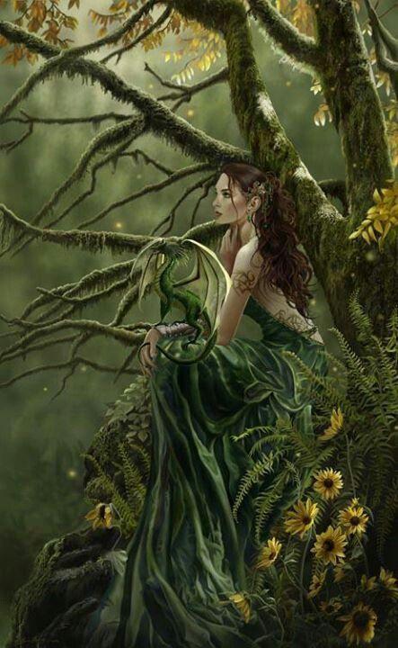 392 Best Nymphs Dryads Woodland Spritesamp Forest Maidens