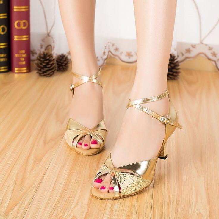 27.98$  Buy now - https://alitems.com/g/1e8d114494b01f4c715516525dc3e8/?i=5&ulp=https%3A%2F%2Fwww.aliexpress.com%2Fitem%2FGold-PU-Women-and-children-shoes-for-dance-Popular-dance-shoes-latin-womenFree-shipping-XC-6377%2F1917274126.html - Gold PU Women and children shoes for dance Popular dance shoes latin women Free shipping XC-6377