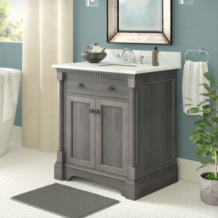 Seadrift 31 Single Bathroom Vanity Set Single Bathroom Vanity Bathroom Vanity 30 Inch Bathroom Vanity