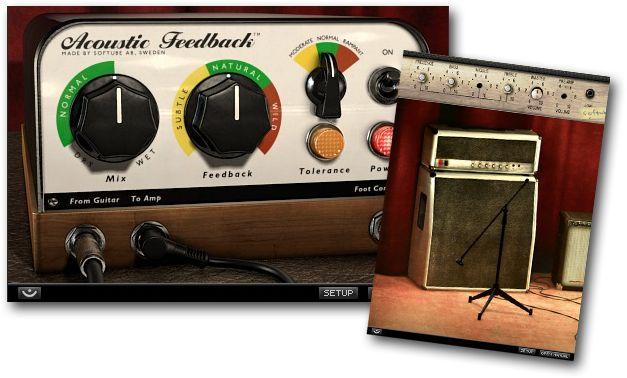 Softube - Acoustic Feedback