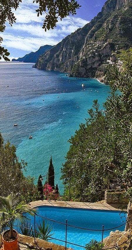 Positano, Napoli, Italy