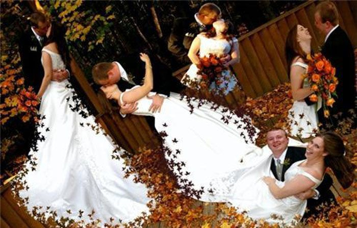 Bad Wedding Photo Another Example Of At It S Worst