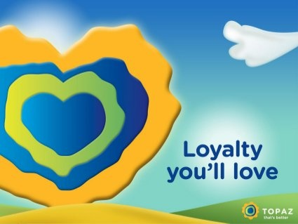 Topaz Ireland Play or Park loyalty case study