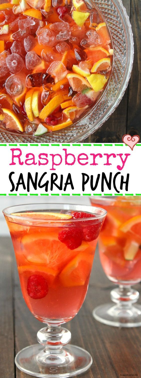 Best 25+ Sangria punch ideas on Pinterest | Wine punch, Moscato ...