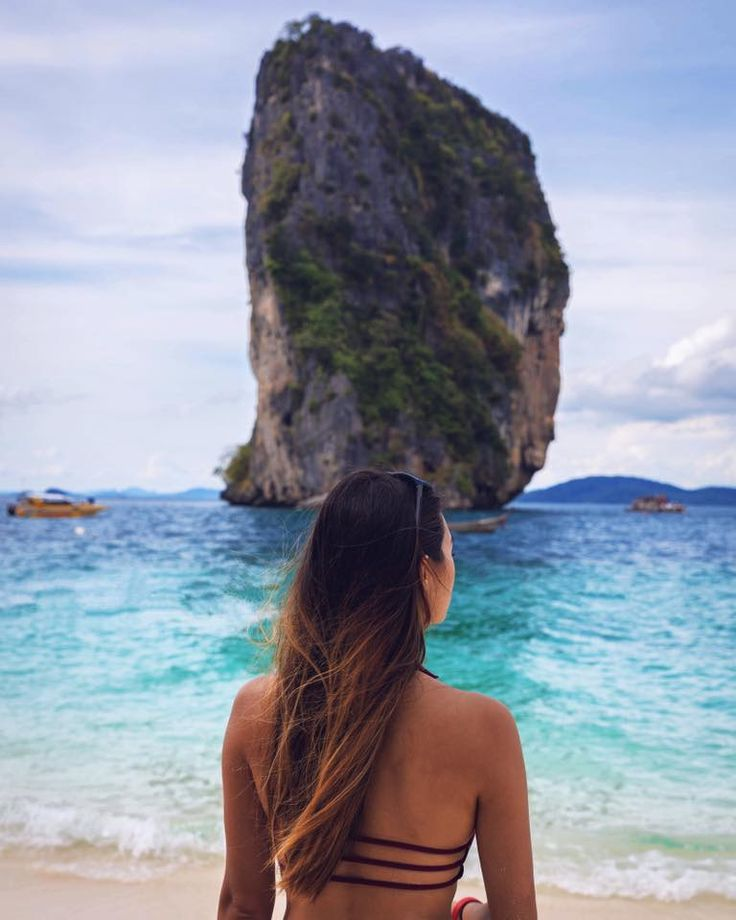 Best Beaches Thailand | Poda Island | Krabi Attractions