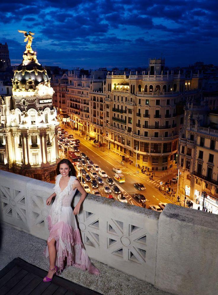 La azotea del Círculo de Bellas Artes, Madrid