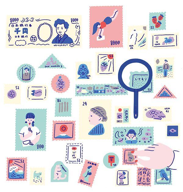 Illustrator Spotlight: Yu Fukagawa