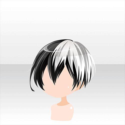 gentle short hairstyle