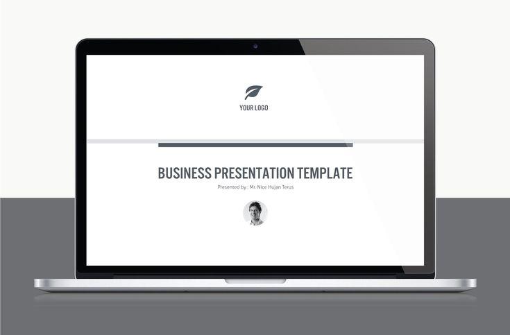 Booker - Business Presentation by Tugcu Design Co on - business presentation