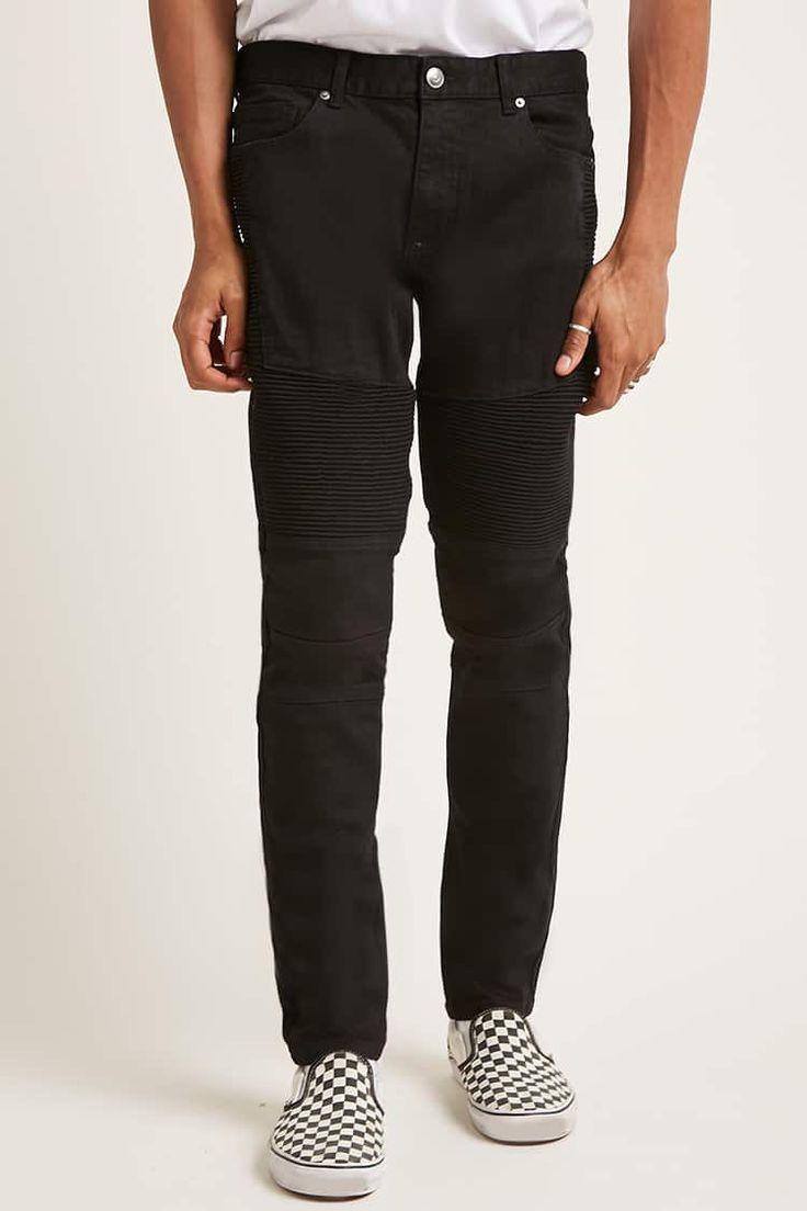 Jeans Slim-Fit Rotos - Hombre - Pantalones + Bermudas - Jeans - 2000108672 - Forever 21 EU Español