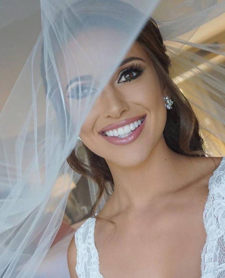 Wedding Makeup Brunette Green Eyes : Best 25+ Wedding makeup brunette ideas on Pinterest