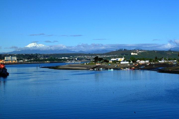 Bahía de Puerto Montt #pinChile #landscape