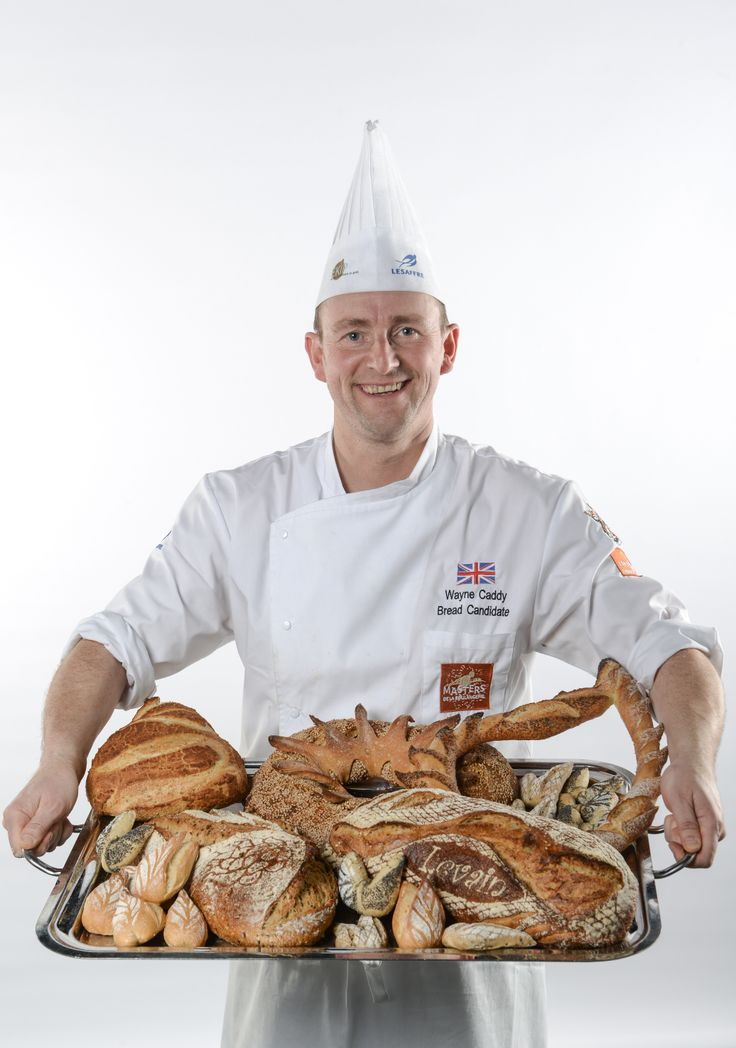 Masters de la Boulangerie 2014 – candidat UK Royaume Uni, Wayne CADDY, catégorie Pain / 2014 Bakery Masters – candidate from UK United Kingdom, Wayne CADDY, Bread category  Copyright Sabine SERRAD