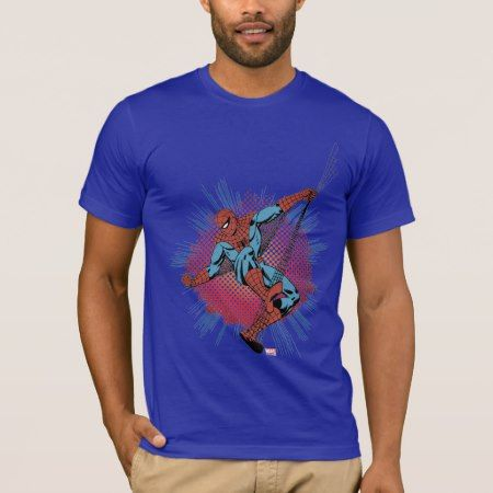 Retro Spider-Man Spidey Senses T-Shirt - tap, personalize, buy right now!