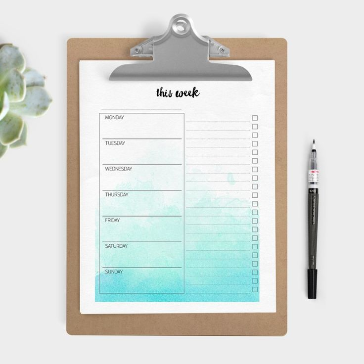 Fun, Easy to use printable stationery - The Make Good Co