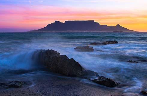 Muntele Table, Africa de Sud
