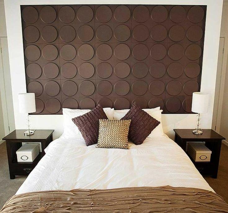 Die besten 25+ 3D Wandplatten Ideen auf Pinterest strukturierte - wandgestaltung ideen schlafzimmer