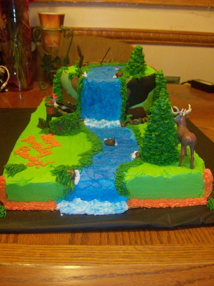 Turkey Hunting Cake Decorations : Best 25+ Hunting birthday cakes ideas on Pinterest ...
