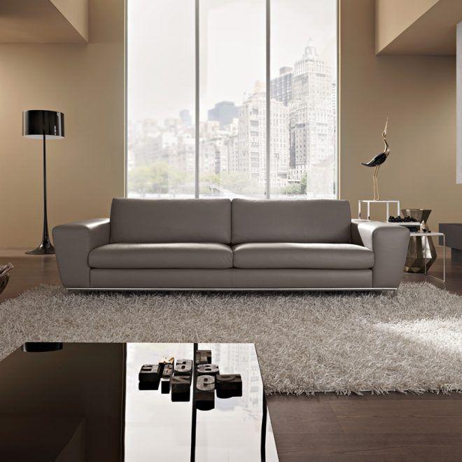 Ledercouch design  Die besten 25+ Contemporary leather sofa Ideen auf Pinterest ...