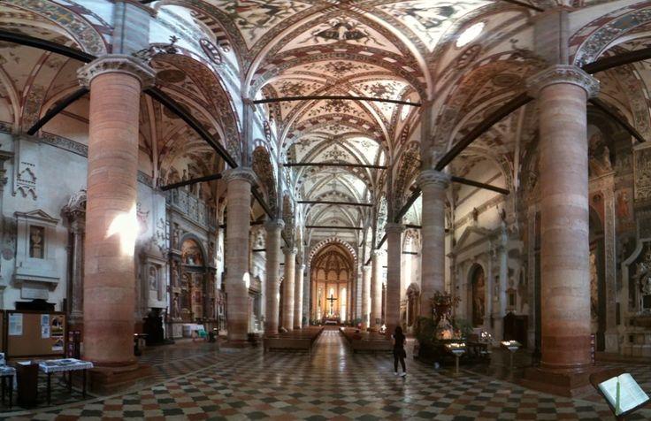Basilica di Sant'Anastasia in Verona, Veneto