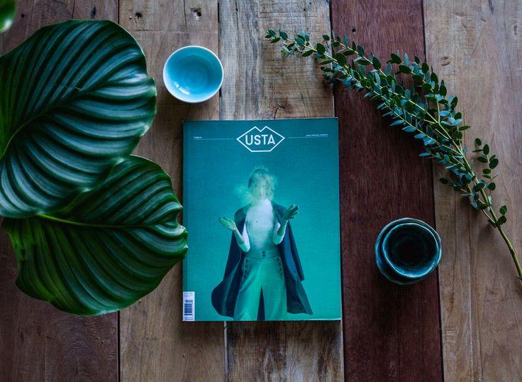 Usta cooking magazine