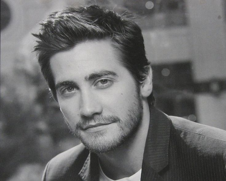 Jake Gyllenhaal  unique good looks & another young man that will age beautifully is my guess