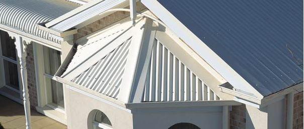 Surfmist Colorbond Roof #roofcolours