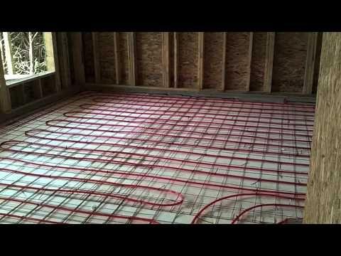 Best Radiant Floor Heaters (Reviews & Ultimate Guide 2017)