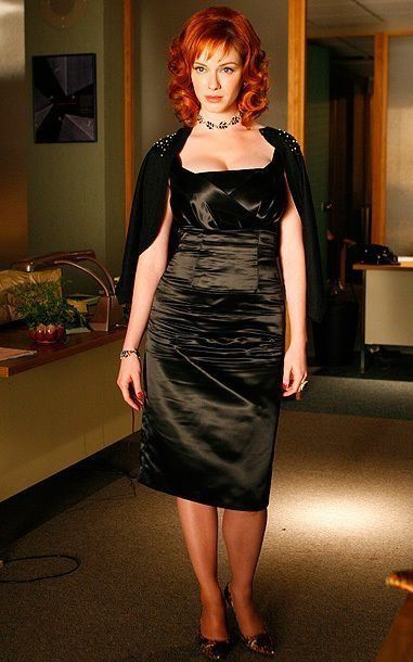 Beautiful Christina Hendricks