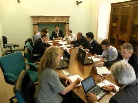 2008 FEB 18 19 20 TRAINING CIPAS CAMERA DI COMMERCIO BAVENO