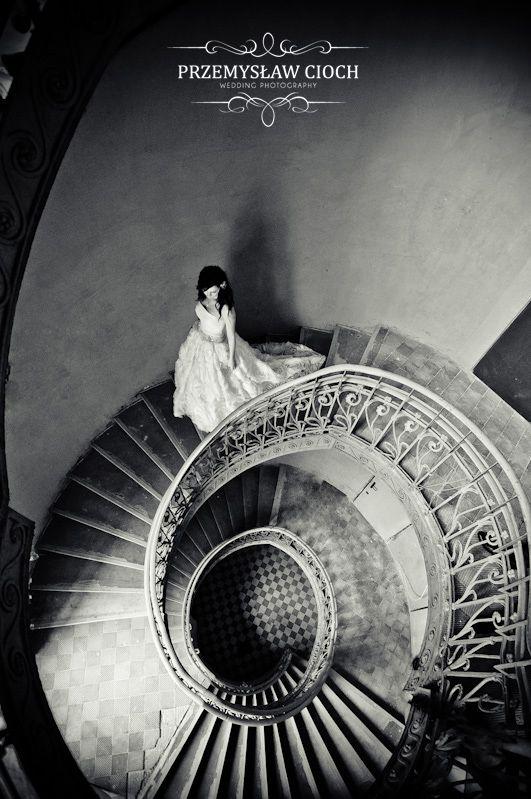 schody na Pradze